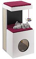 Ferplast DIABLO Игровой комплекс с когтеточкой для кошек