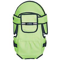 Кенгуру-рюкзак для новорожденного  Womar™  Rain №8 стандарт(салатовый)