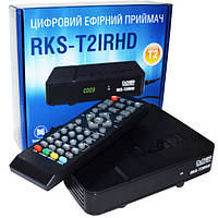 Приставка Т2 (тюнер)  Roks RKS-T2IRHD