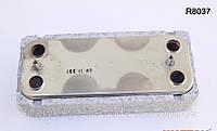 Теплообменник ГВС Beretta City, Mynute, Super Exclusi ( (Италия, 14 пластин) ), артикул R8037, код сайта 0020