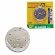 Батарейка GP Alkaline button cell 1.5V AG13 LR44, A76-U10, щелочная