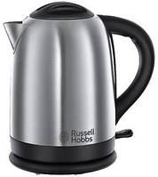 Новий чайник Russell Hobbs oxford brushed kettle