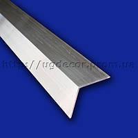 Уголок алюминиевый без покрытия 3 метра 50*50