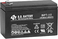 Аккумулятор BB Battery BP12-6/T1 6V-12Ah