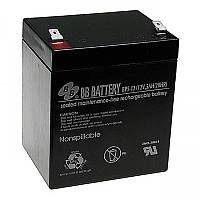 Аккумулятор BB Battery BP5-12/T2 12V-5Ah