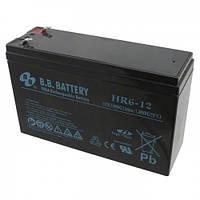 Аккумулятор BB Battery HR6-12/T1 12V- 6Ah