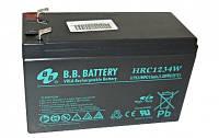 Аккумулятор BB Battery HRС1234W/T2 12V-9Ah