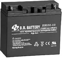 Аккумулятор BB Battery HR22-12/B1 12V-22Ah