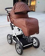 Универсальная прогулочная коляска TILLY Family (T-181 BROWN)