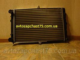 Радиатор Ваз 2108, 2109, 21099 (карбюраторный двигатель) производитель Tempest, Тайвань