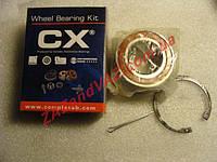 Подшипник ступицы передней Нексия 1.6 Nexia Нубира 1.6 Nubira Есперо 1.6 Espero CX Польша комплект CX 524, фото 1