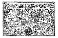 Светящиеся картина Startonight Старая Карта Черно Белые Печать на Холсте Декор стен Дизайн дома Интерьер