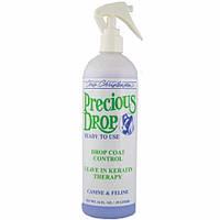 Спрей Chris Christensen Precious Drop для длинношерстных собак, кератиновая терапия, 473 мл
