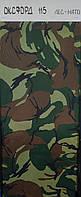 Ткань камуфляжная Оксфорд 115 - НАТО лес