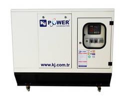 Дизель генератор KJ Power 5KJT 25