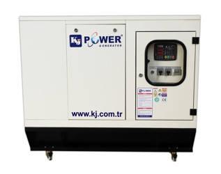 Дизель генератор KJ Power 5KJT 25 , фото 2