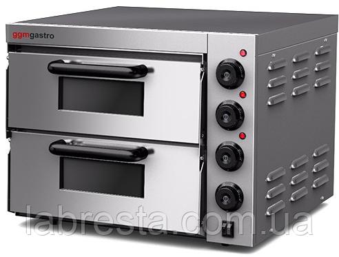 Печь для пиццы GGM PDKG20 (8 пицц х 20 см)