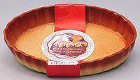 Форма для выпечки овальная керамическая 25см Бонади 319-143