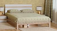Кровать двухспальная КТ-713 Магнолия ЛАК