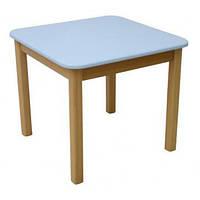 Столик детский голубой Верес