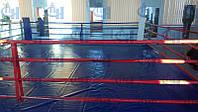 Напольный боксерский ринг