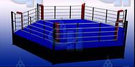 Ринг шестиугольник боксерский