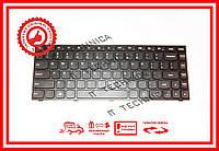 Клавиатура LENOVO IdeaPad G40-70M черная US