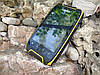 Смартфон Противоударный HUMMER H1+ Желтый