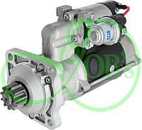 Стартер с редуктором 12В 4,2 кВт CASE, MF, McCormick, Valtra, Zetor 123708301
