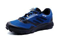 Кроссовки Adidas Terrex мужские, текстиль, синие, р. 43 45