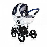 Детская коляска 2в1 Dada Paradiso Group  STARS Blue