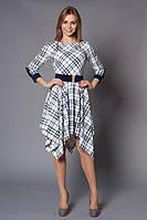 Платье женское  Норин новинка осень весна   размеры 44 молочное