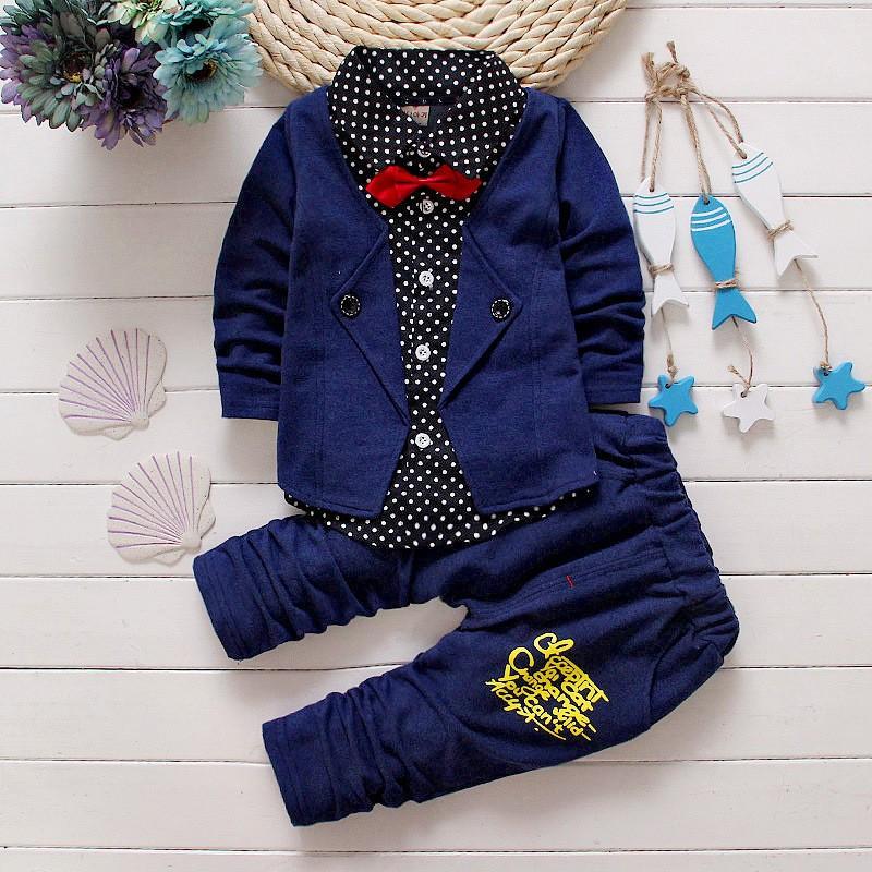 Стильный костюм для мальчика
