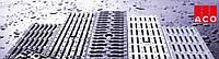 Решетка из нержавеющей стали для каналов на паркинги Асо Deckline P100