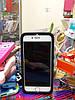 Чехол Сова для iPhone 7, чёрный, фото 2