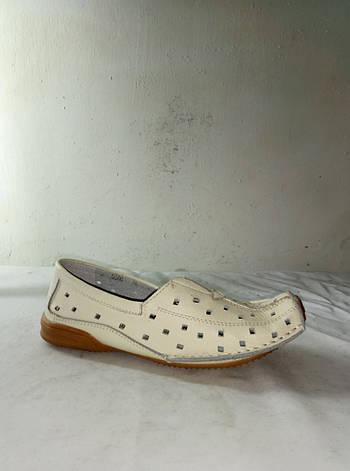 Кроссовки женские кожаные RESTIME, фото 2