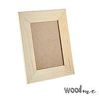 Рамочка деревянная без стекла 5х13х18 см