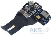 Шлейф для HTC Sensation Z710e / Sensation XE Z715e камеры, динамика, кнопки включения, разъема гарнитуры