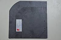"""Натуральный сланец Samaca 55 """"Uni"""" для кровли и фасада 5 мм. (Испания)"""