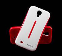 Чехол для Samsung i9500 Galaxy S4 Yoobao красный