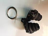 Ревошифт Shimano 6 скор. черный с серым оригинал