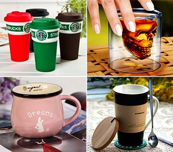 Чашки,Термокружки