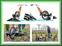 Садовый опрыскиватель гербицидный MANKAR-ROLL TWO-S 25 FLEX