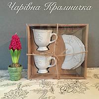 Чайный/кофейный набор Королевский (набор 4 предмета)
