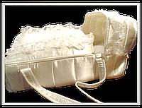 Люлька переноска для новорожденных