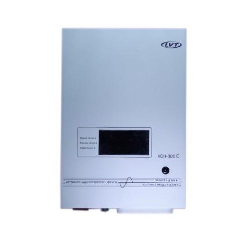 Електронний стабілізатор напруги LVT АСН-350С симісторний