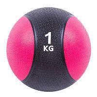Мяч медицинский (медбол)  (диаметр: 19 см) SC-87034-1 1 кг