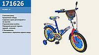 Велосипед двухколесный  Щенячий патруль 171626***