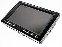 Портативный телевизор TV USB SD 7.5''