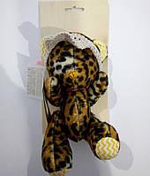 """Мягкая игрушка """"Тигренок"""", шарнирная, ручной работы (18см)"""